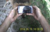 QR code hond kraag tutorial, test video