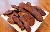 Chocolade pannenkoek spek Poppers