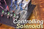 Controle van een solenoïde met Arduino