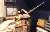 Gemakkelijk Sculpey Elder toverstaf van Harry Potter
