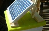 S.P.R.E.E. (Solar fotovoltaïsche hernieuwbare elektronen Encapsulator), een Compact, duurzaam en draagbare zonne-energie Generator