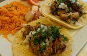 Onmogelijk gemakkelijk Carnitas taco's