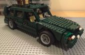 Afstandsbediening Lego auto (1997 Volvo 850)