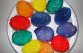 Hoe maken Crystal ei Geodes
