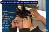 Necomimi bluetooth EEG gegevens hack.
