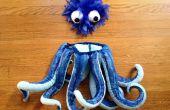 DIY Octopus kostuum