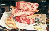 De beste manier om het vlees Tenderise