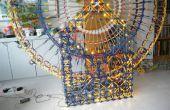 Knex 6 voet Ferris Wheel