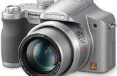 Een Lumix DMC FZ-7 Camera omzetten in infrarood