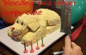 Bloeden Puppy Cake Fail