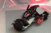 Hoe maak je een Lego Wolf voertuig