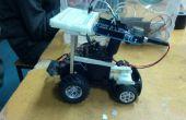 Autonome Arduino auto met infrarode nabijheidssensor