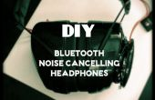 DIY Noise Cancelling hoofdtelefoons Bluetooth van