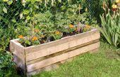 Maison Grenouille et Chez Crapaud - plantaardige planter gebouwd van geregenereerde pallets
