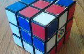 Hoe te doen Rubicks kubus patronen