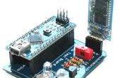 Controle RGB LED met behulp van de Amarino Nano 1.0