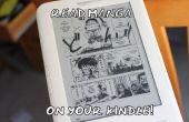 Hoe te lezen Manga op uw Kindle