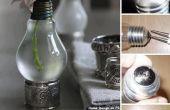 Geweldige lamp vaas