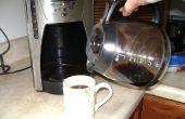 Koffie gronden... een tuinders activa