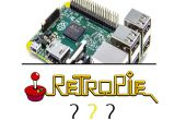 Raspberry Pi 2 en RetroPie