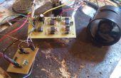 Controle van een krachtige gelijkstroommotor met LabVIEW