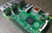 Raspberry Pi 2 - aan de slag
