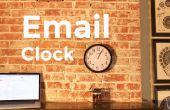 E-mail controleren klok met Arduino Yun en hoe ongelezen E-mails terug te keren als een geheel getal.