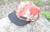 Hoe maak je een Snapback honkbal hoed   DIY ProperFit