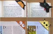 Schattige hoek Bookmarks!