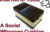 Internet van Toots (IoT): een sociale Whoopee kussen