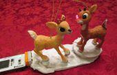 Rudolph van neus - Internet aangesloten!