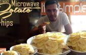 Magnetron Potato Chips