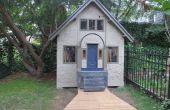 How to Build een tuin loods... Dat is een 1/4 Scale miniatuur van uw huis