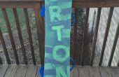 Hoe wax een snowboard