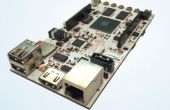 PcDuino Acadia 1 is een Freescale i.MX6 Quad Development Board met Arduino Headers