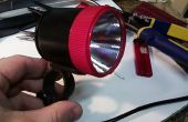 Tomaat fiets Lamp (SSC P7)