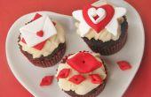 Verzenden van All My Love Cupcake Topper Tutorial