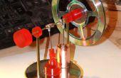 Een Stirling motor Project