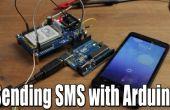 Verzenden van SMS met Arduino    TC35 GSM Module