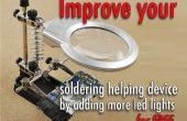 Hoe te verbeteren uw helpende solderen apparaat kostenloos