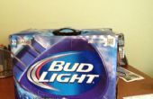 Aangepaste luidspreker Box-Bud Light