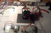 Licht detectie + data logging witte arduino