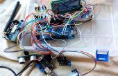 Waterkwaliteit Monitoring en aanmelding systeem met behulp van Arduino gebaseerd GSM-systeem.