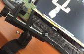 Hoe maak je een 3D gedrukt PCB bankschroef!