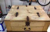 Hoe te verwijderen Marker schade van meubels