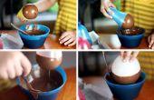 Gemakkelijk chocolade Bowl