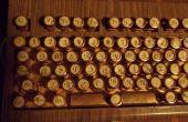 Maak een Steampunk toetsenbord - Win Guy stijl!