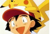 Ash en Pikachu kostuums (Pokemon)