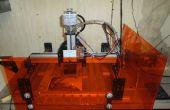 Shapeoko 2, Arduino UNO R3, grbl 9g, 8 bit Laser Diode foto graveren