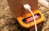 Draadloze instrument batterij USB lader